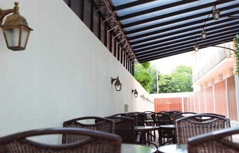 G-Inn - Terrace - 15