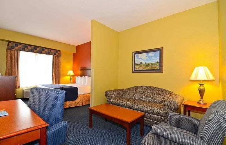 Best Western Executive Inn & Suites - Hotel - 38