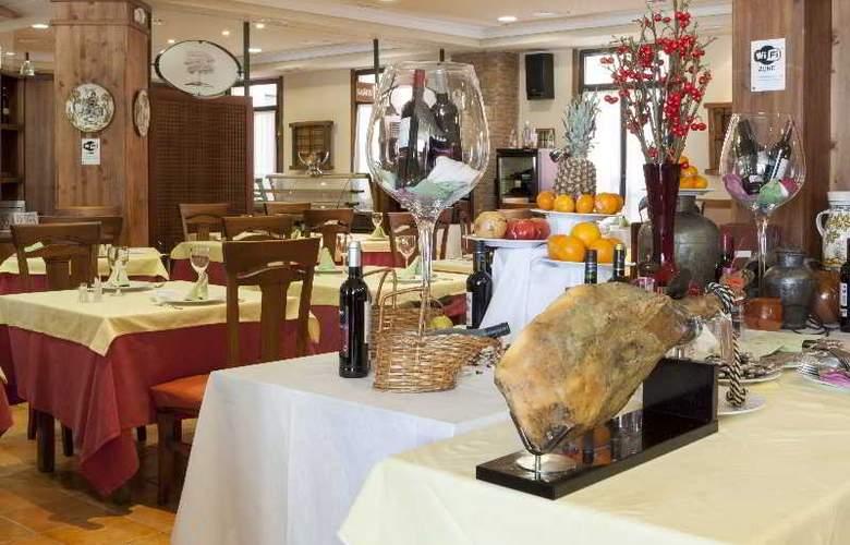 Sercotel AB Arganda - Restaurant - 28