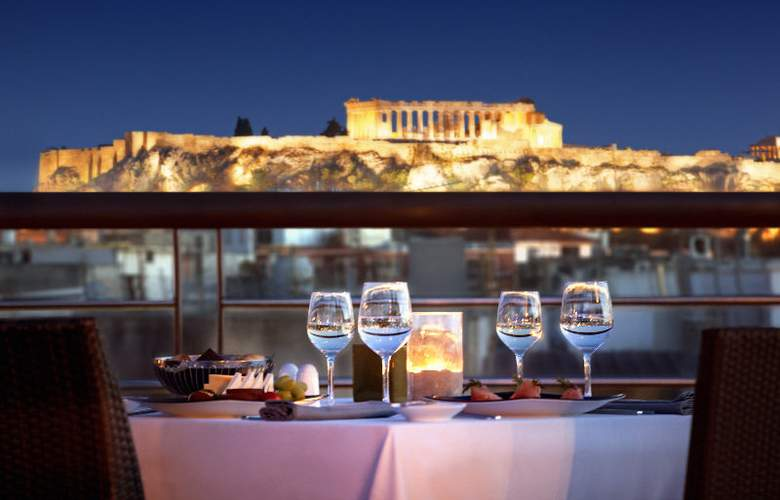 Meliá Atenas - Restaurant - 17