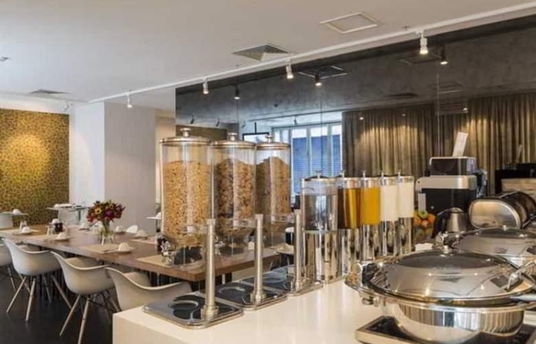 Fraser Place Melbourne - Restaurant - 9