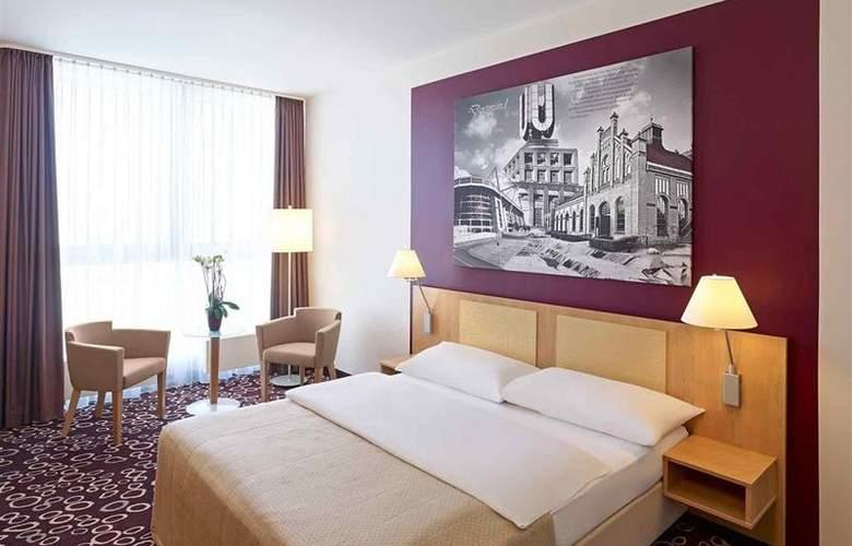 Mercure Hotel Dortmund City - Room - 22