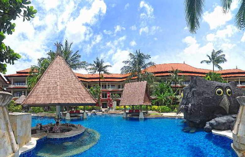 The Tanjung Benoa Beach Resort - Pool - 27