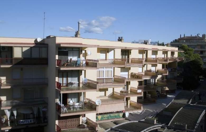 Apartamentos Hesperia, Flandria y Alfonso I - Hotel - 3