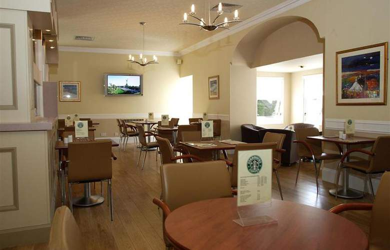 Best Western Inverness Palace Hotel & Spa - Restaurant - 42