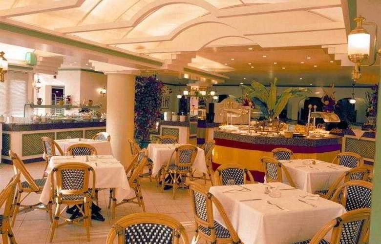THe Anamar Suites - Restaurant - 11