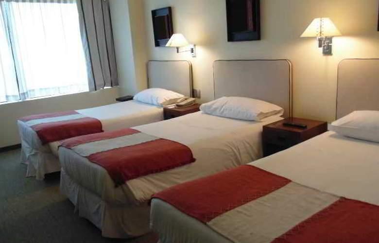 Almacruz Hotel y Centro de Convenciones - Room - 12