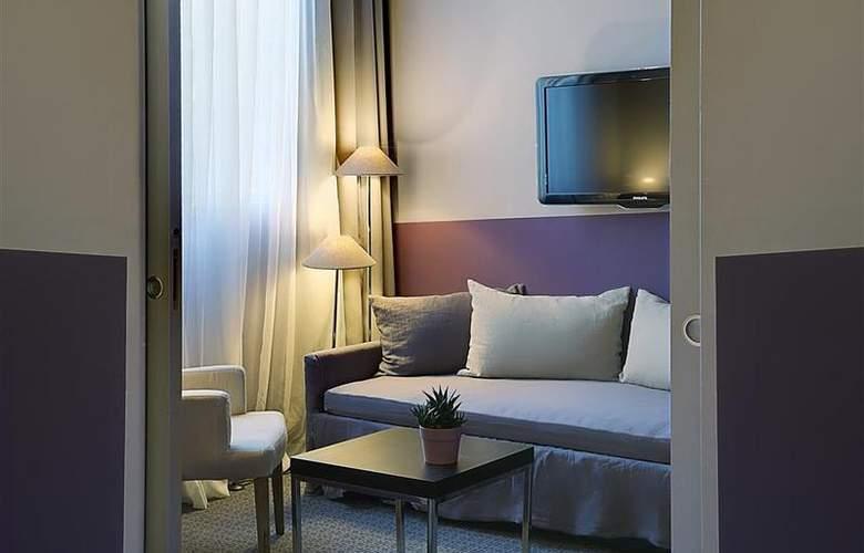 Best Western Hotel de la Breche - Room - 43