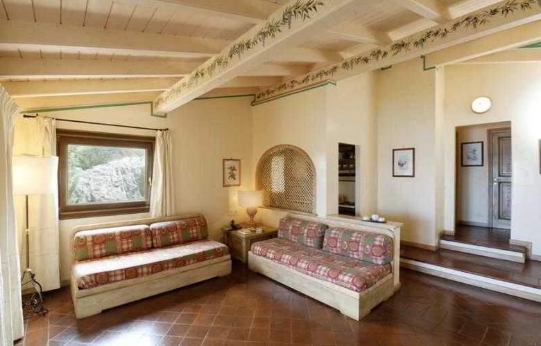 Bagaglino I Giardini Di Porto Cervo - Room - 35