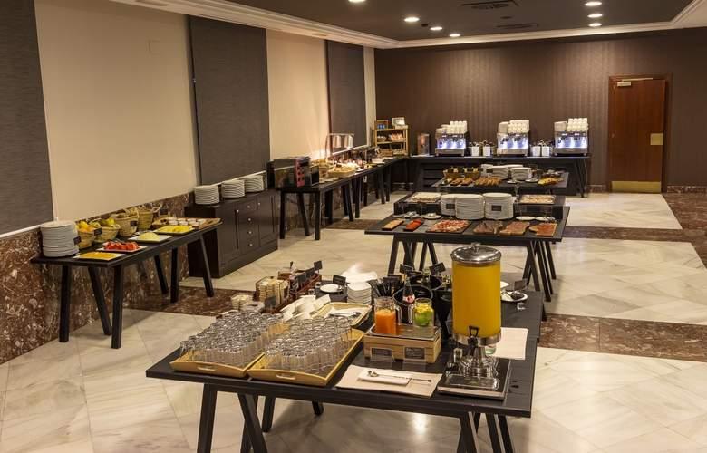 Castilla Termal Balneario de Solares - Restaurant - 28