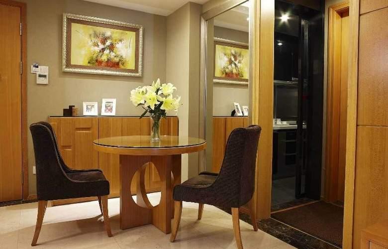 Dan Executive Apartment Guangzhou - Room - 3