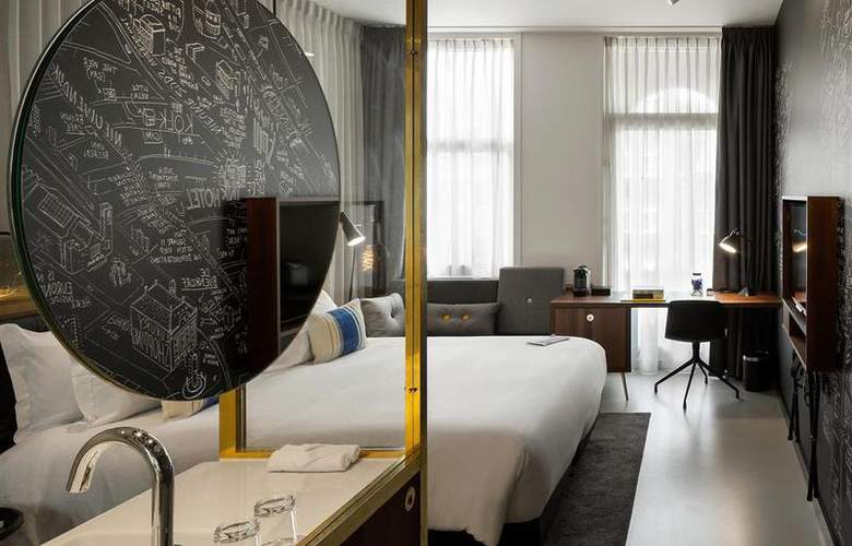 INK Hotel Amsterdam MGallery by Sofitel - Room - 27