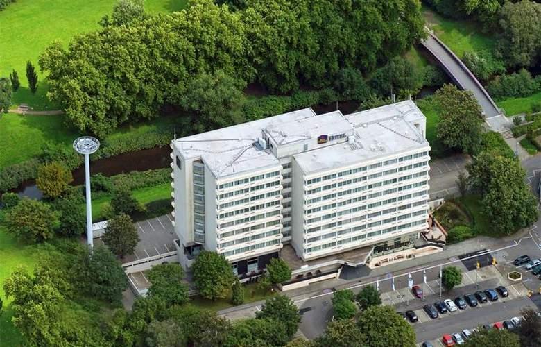 Best Western Leoso Hotel Leverkusen - Hotel - 52