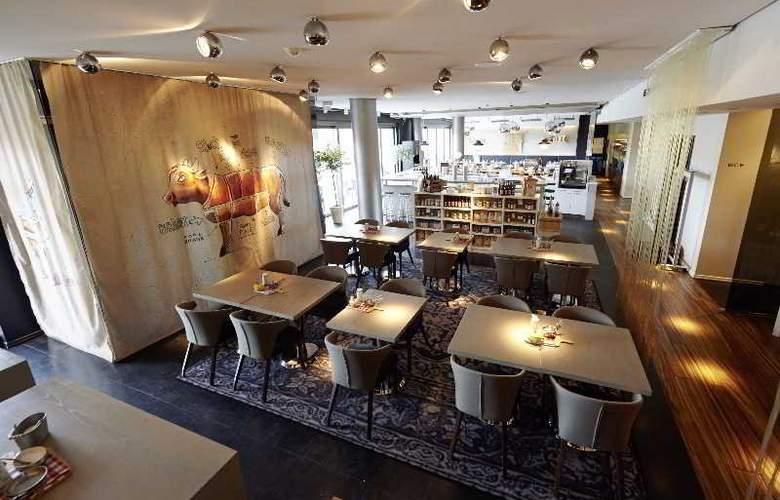 Designhotel ÜberFluss Bremen - Restaurant - 17