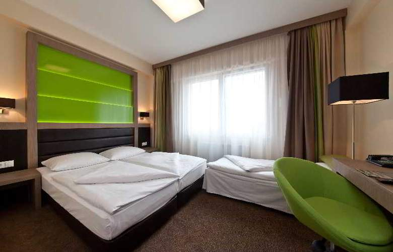 Novum Style Hamburg Centrum - Room - 12