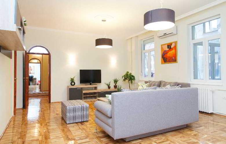 3 Bedroom Apartment cENTRAL sQUARE - Hotel - 2