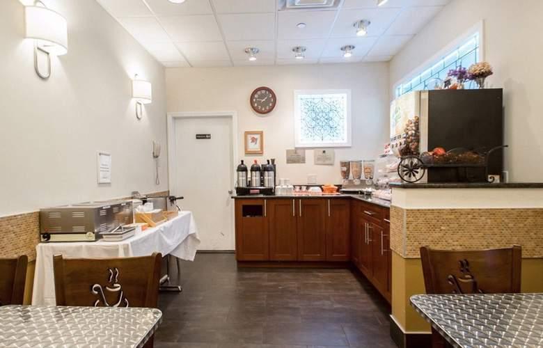Clarion Park Avenue - Meals - 16