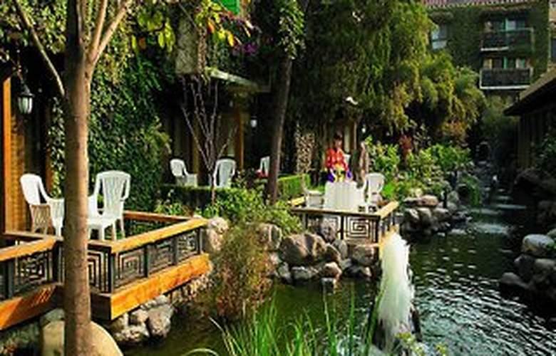 Jianguo Beijing - Terrace - 3
