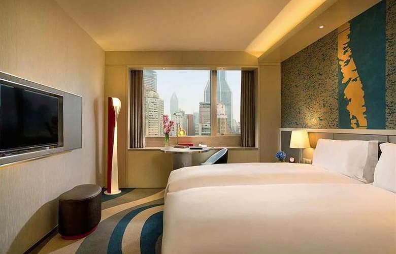 Sofitel Shanghai Hyland - Room - 95