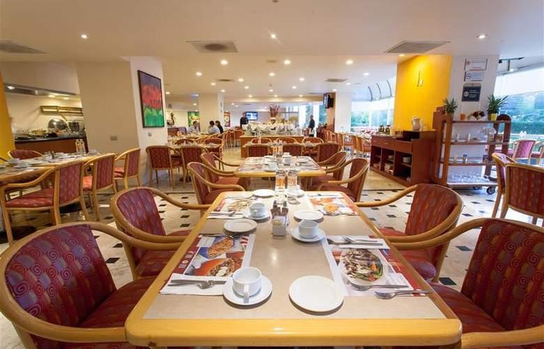Best Western Plus Gran Morelia - Restaurant - 5