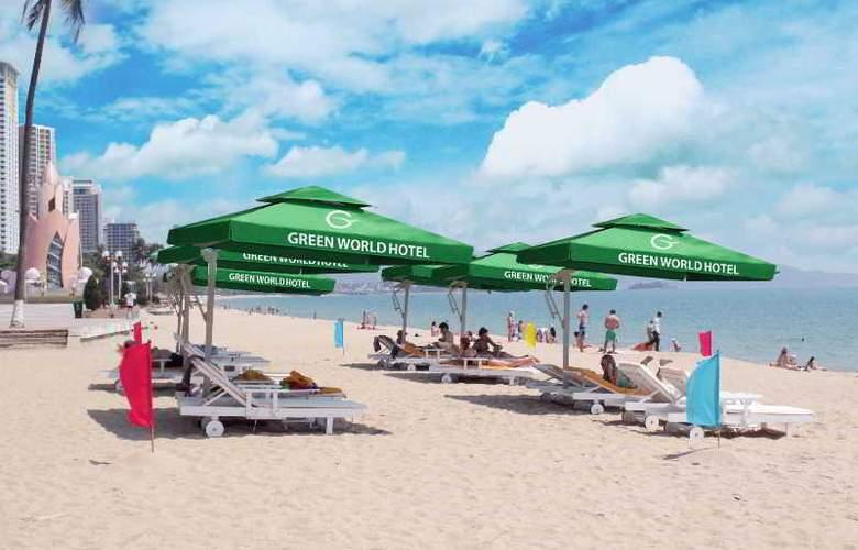 Green World Hotel Nha Trang - Beach - 5