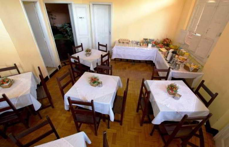 Hotel Majestyc - Restaurant - 1