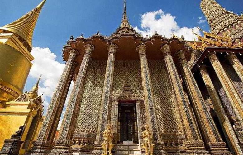 Ibis Bangkok Riverside - Hotel - 37