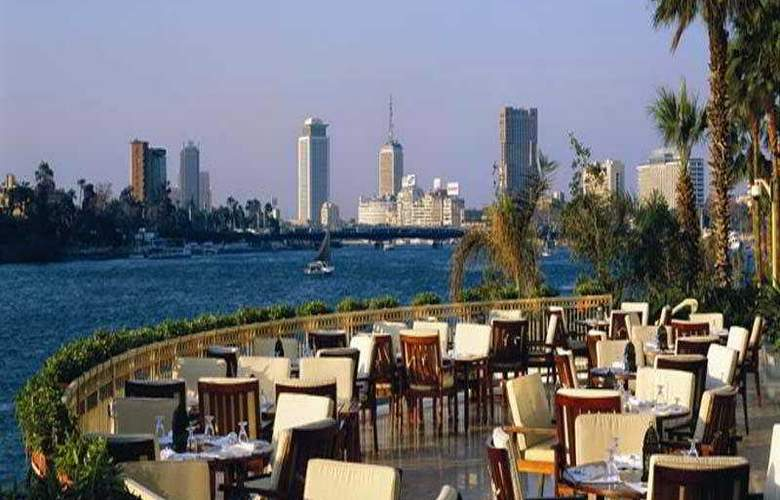 Grand Nile Tower Hotel - Terrace - 1