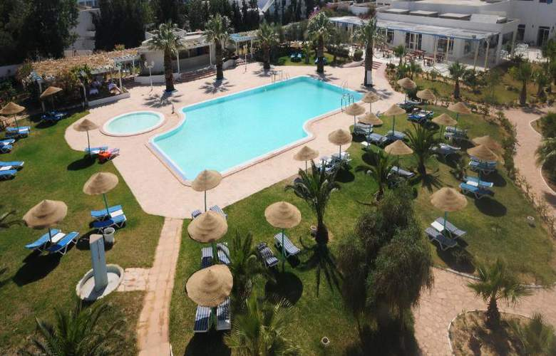 Mechmoum - Hotel - 14