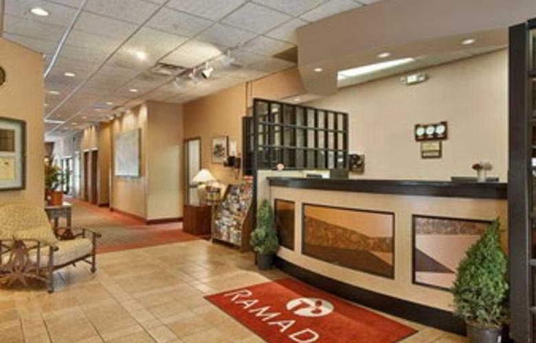Ramada Salt Lake City Airport - Hotel - 0