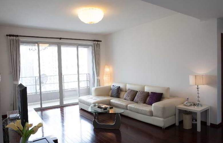 Yopark Serviced Apartment Summit Residences - Room - 3