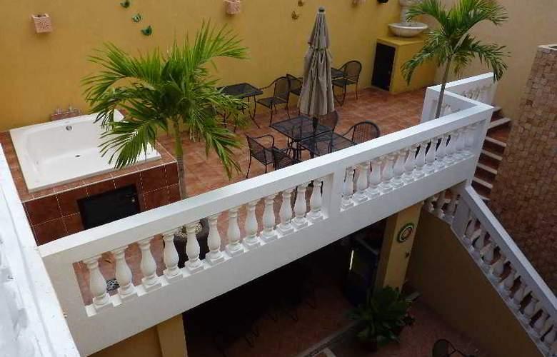 Hotel del Peregrino - Terrace - 3