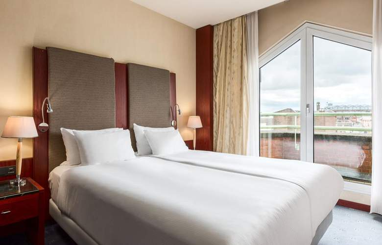 NH Carlton Amsterdam - Hotel - 2