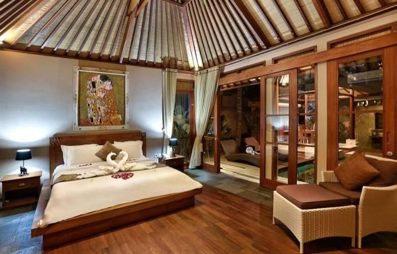 D´bulakan Kampung Villa Ubud - Room - 8