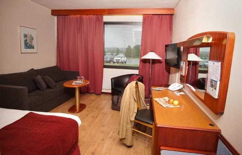 BEST WESTERN Hotell SoderH - Hotel - 24