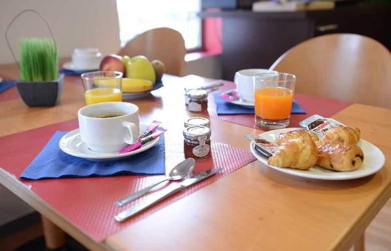 Residhotel Lyon Part Dieu - Restaurant - 17