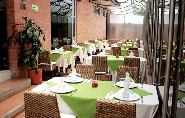 Regency Boutique - Restaurant - 2