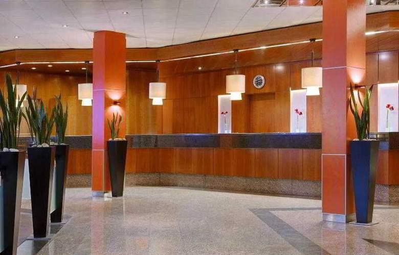 Sheraton Congress Hotel Frankfurt - General - 26