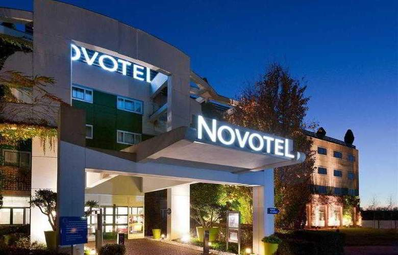 Novotel Saint Quentin Golf National - Hotel - 54