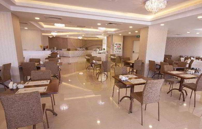 Golden Way Hotel Giyimkent - Restaurant - 16