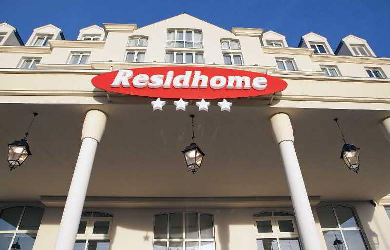 Residhome Roissy Park - Hotel - 10