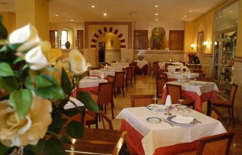 Eurostars Maimonides - Restaurant - 3