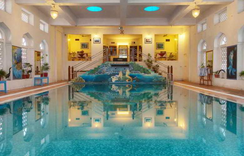 Hari Mahal Palace - Pool - 12