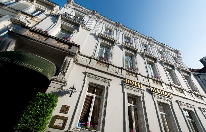 Relais and Chateaux Hotel Heritage - Hotel - 0