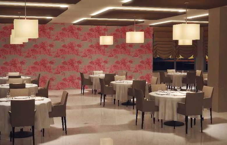 Elegance Executive Luxury Suites - Restaurant - 3