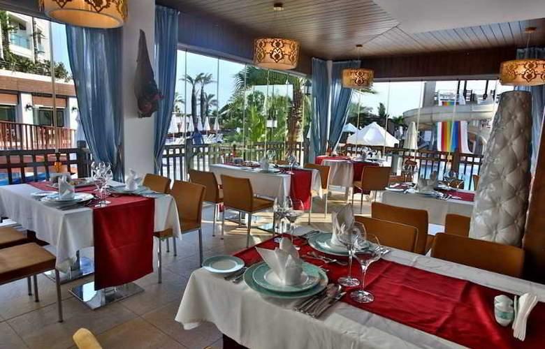 Evren Beach Resort - Restaurant - 27
