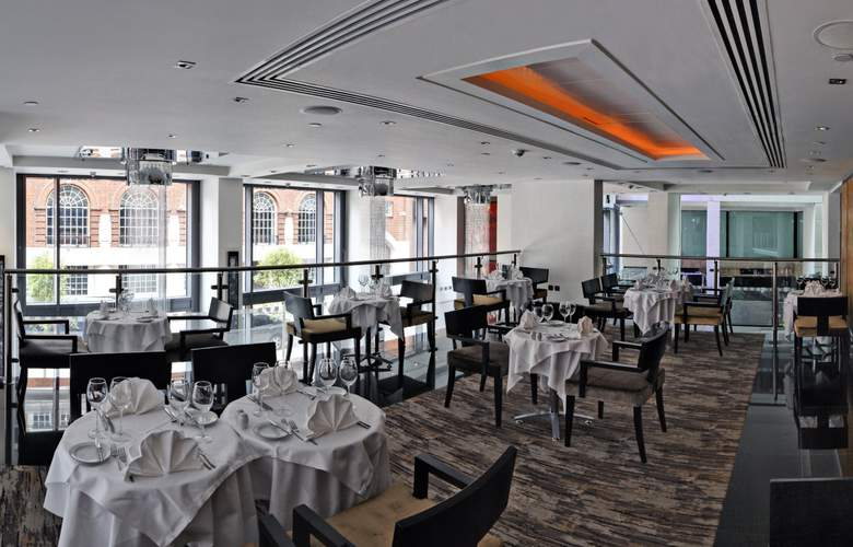 Leonardo Royal Hotel London St Paul's - Restaurant - 5
