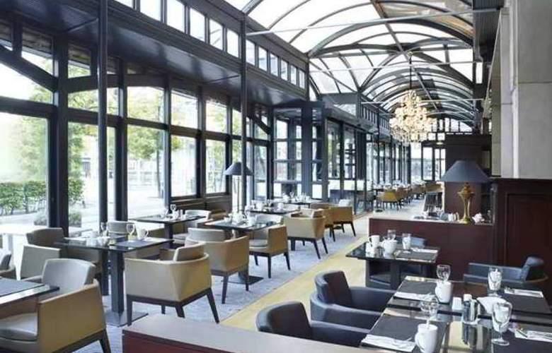 Hilton Antwerp - Hotel - 9