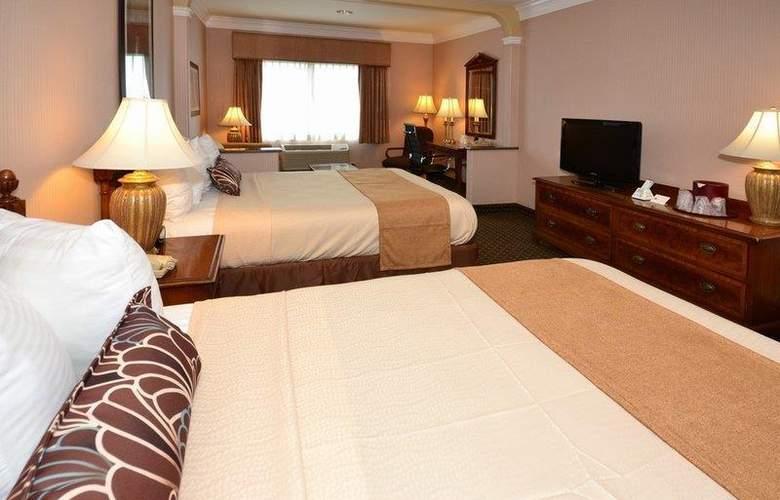 Best Western Plus Suites Hotel - Room - 48