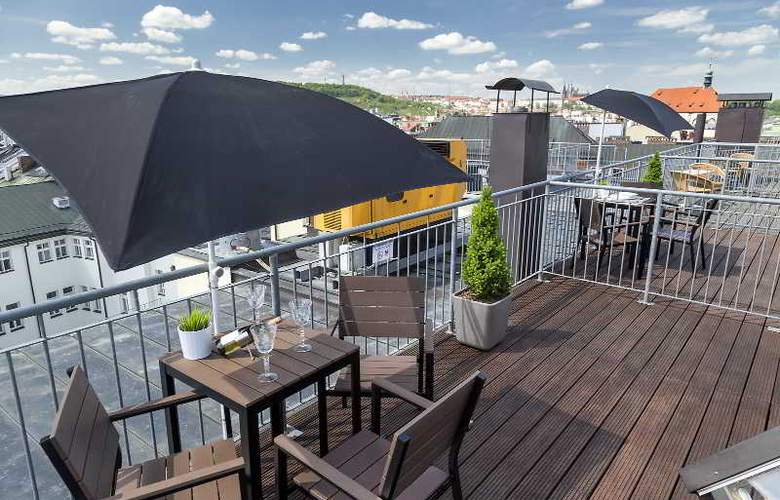 Hotel Apartment Wenceslas Square - Terrace - 36